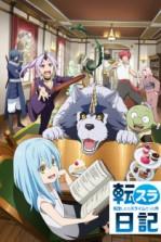 Tensura Nikki: Tensei shitara Slime Datta Ken